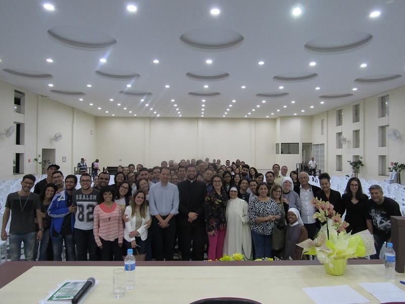 Palestra Educação e Santidade - Pastoral Universitária
