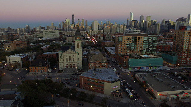 West Town, Chicago, Illinois