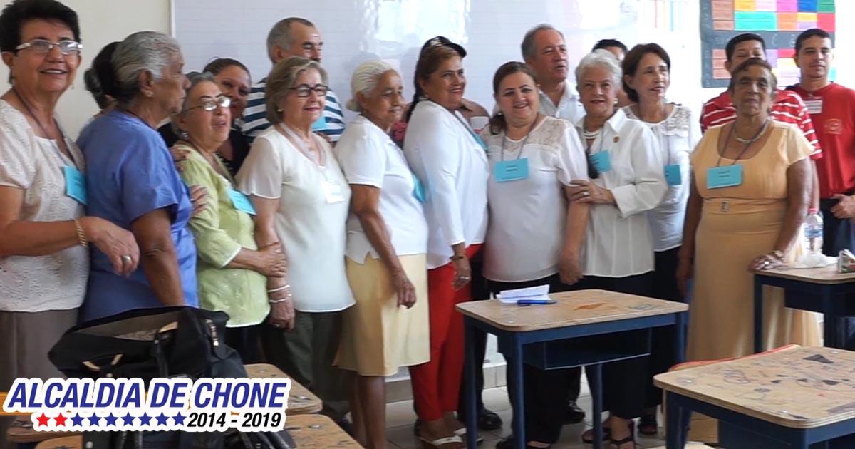 Electos representantes civiles del Consejo de Protección de Derechos
