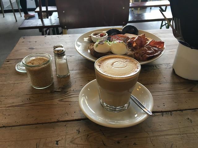 Breakfast in Christchurch