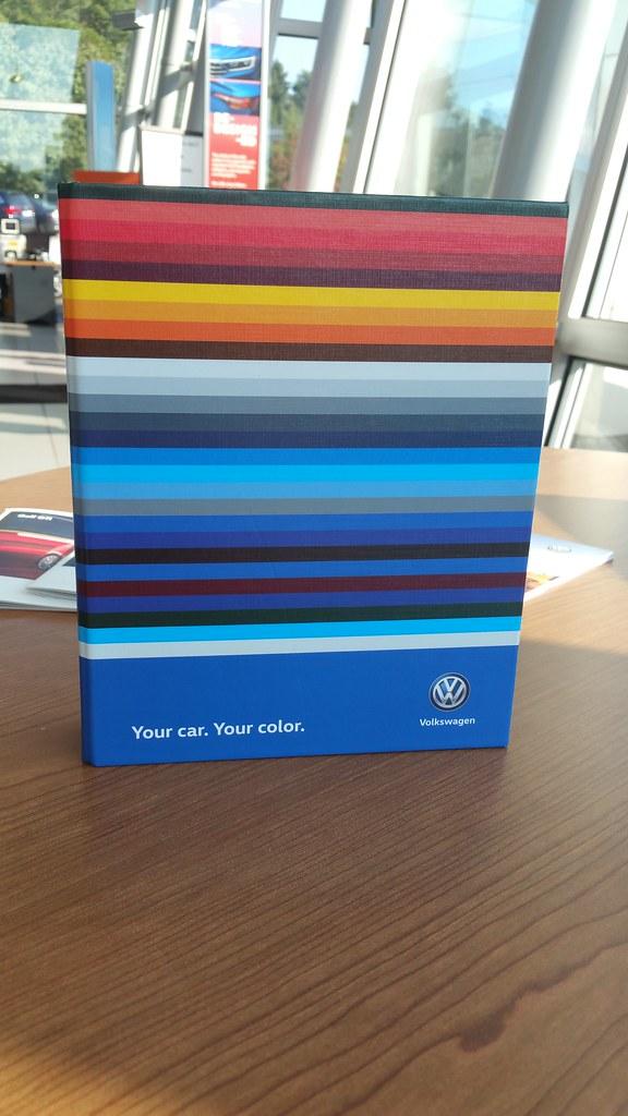 VWVortex com - 2018 Golf R Mk7 5 Colour