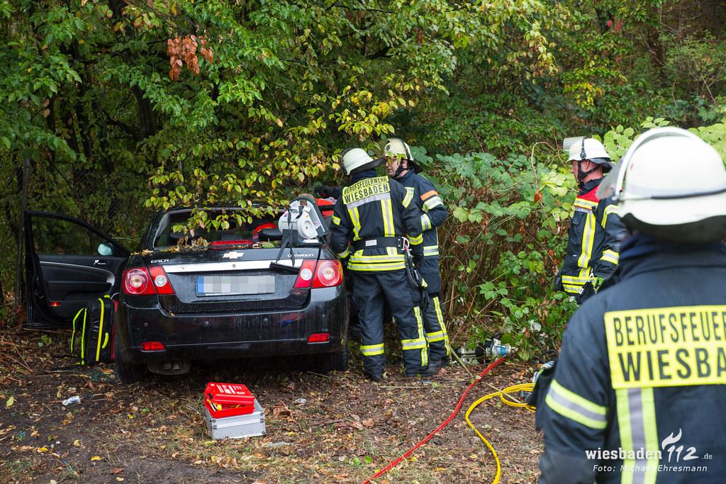 Verkehrsunfall Mainzer Straße 23.09.18