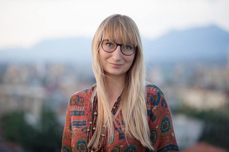 Margo Rejmer - Photo by Katarzyna Lasoń
