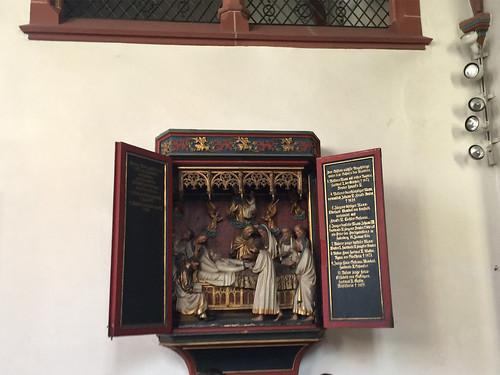 21 - Kronberg - St.-Johann-Kirche - Marienschrein