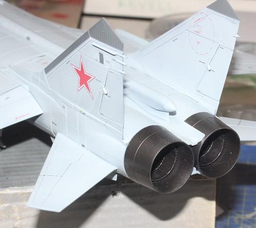 MiG-31B Foxhound, AMK 1/48 - Sida 9 30101199287_a387f301a5