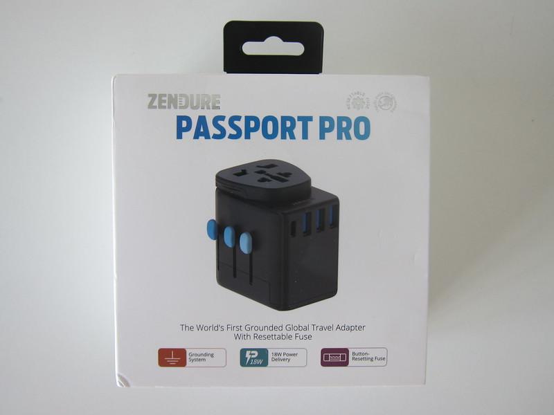Passport Pro - Box Front