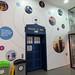 Doctor Who TARDIS Lift - BBC Birmingham, October 2018