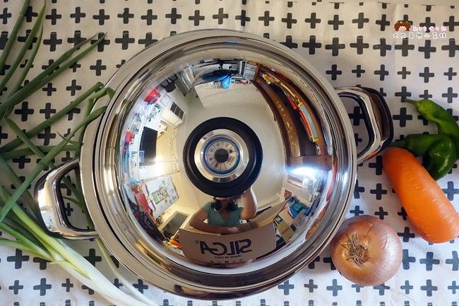FJ飛捷義大利生活館 SILGA油脂分離鍋 義大利鍋具 燒烤專用鍋 SILGA (54)