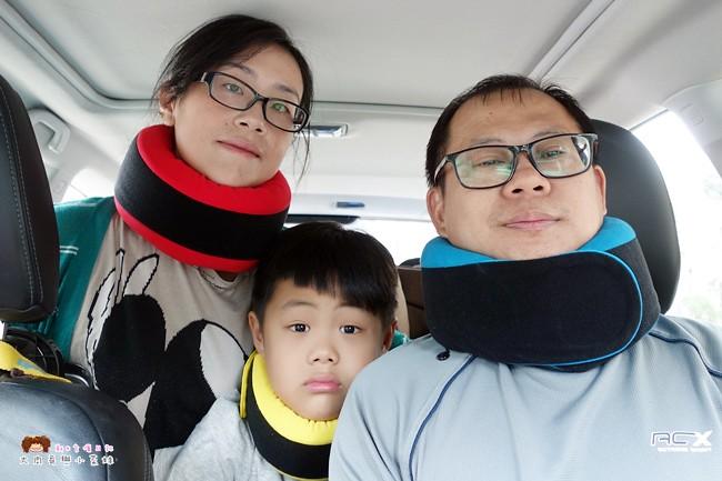 GreySa格蕾莎 全家福旅行頸枕 旅行枕推薦 (32)