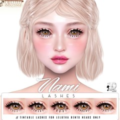 Nami Lashes @ Kawaii Nation