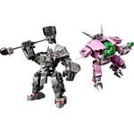 LEGO Overwatch D.Va & Reinhardt (75973) 3
