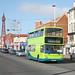 Blackpool Promenade - Catch 22 Bus