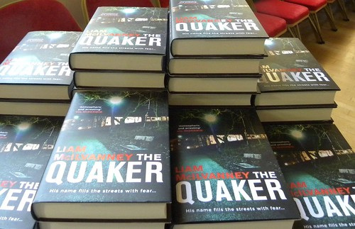 Liam McIlvanney, The Quaker