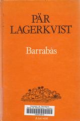 Pär Lagerkvist, Barrabàs