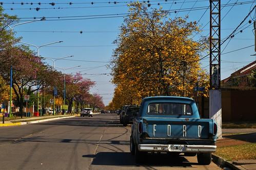 Calles de Tucumán