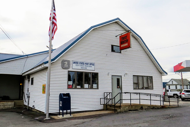 South Canaan, PA post office