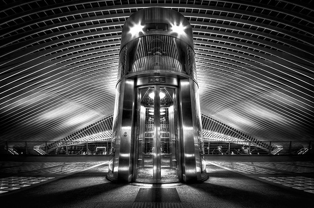 Railway Station XVII