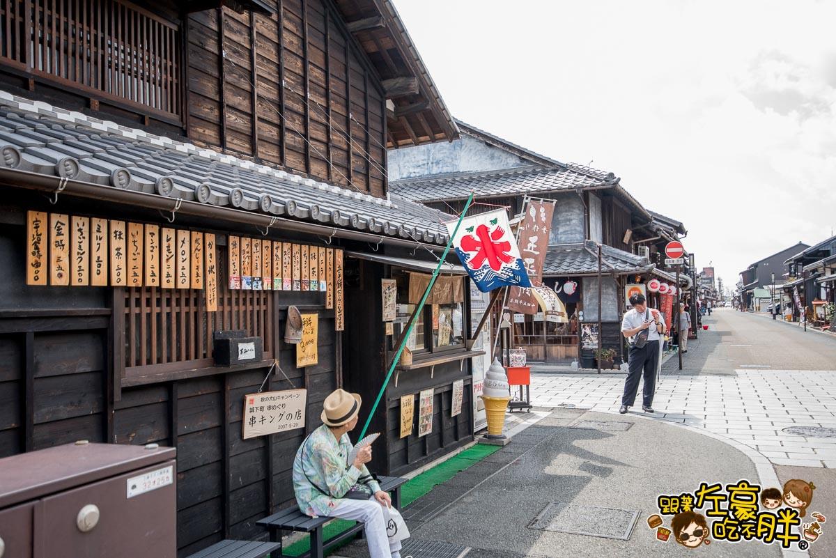 日本名古屋 犬山城+老街(中部探索之旅)-60