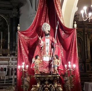 Sant'Oronzo statua Turi