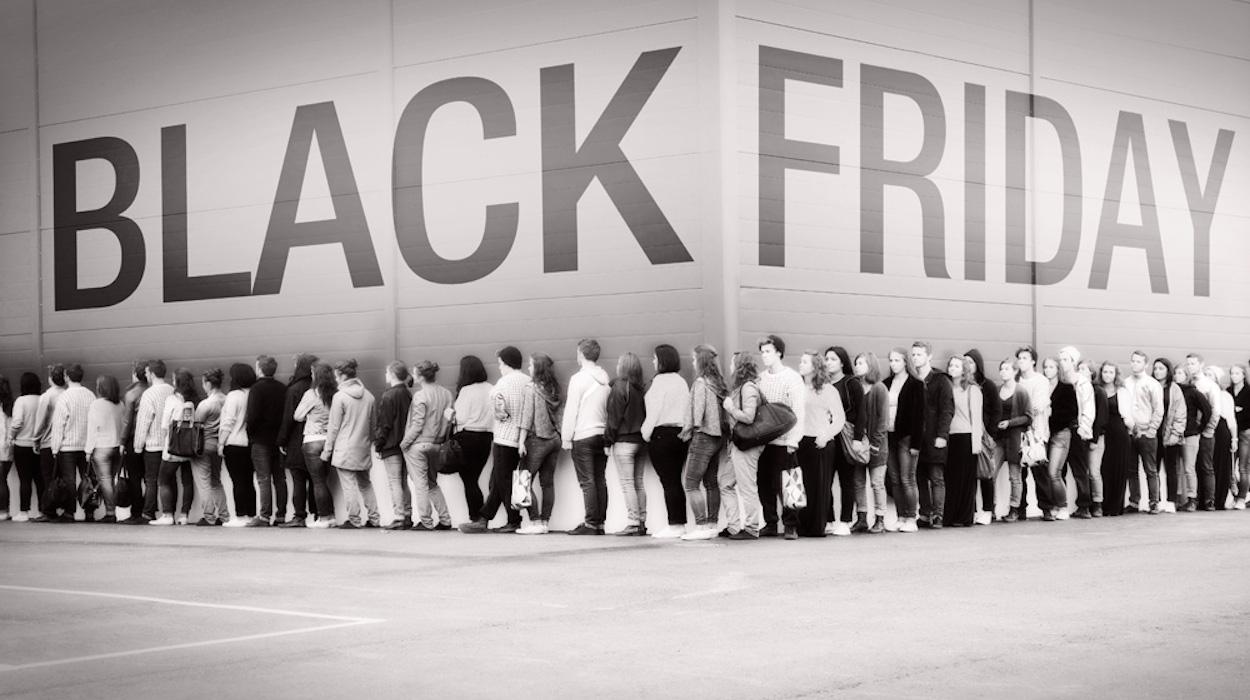 Black Friday Sales in US 2018