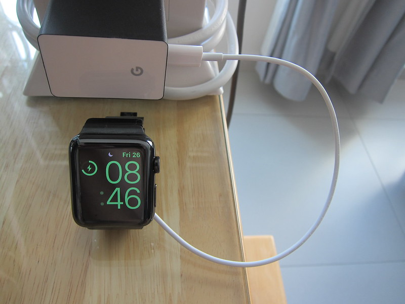 Apple Watch Magnetic Charger to USB-C Cable - Charging