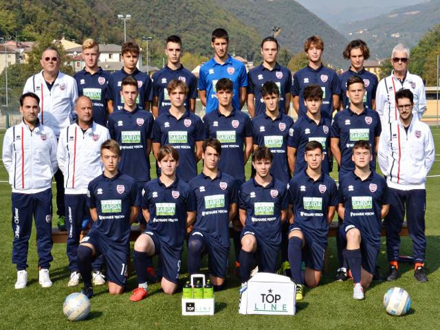 Campionato Berretti, Virtus Verona-Vis Pesaro 3-0
