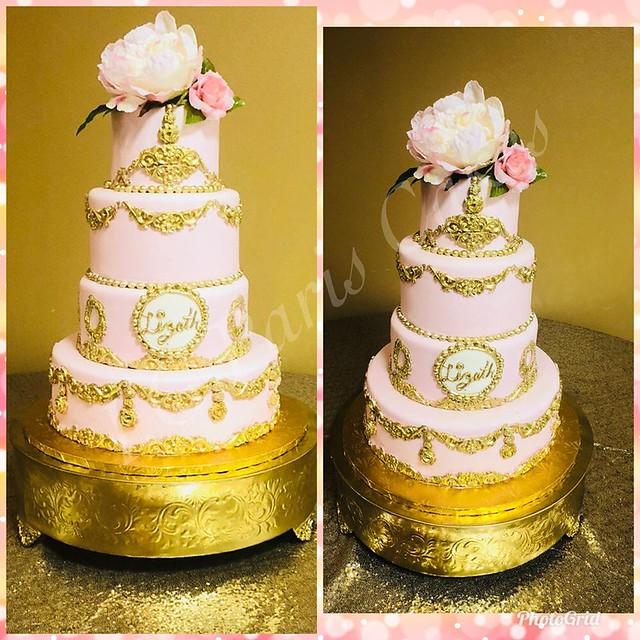 Cake by I.G Paris Cakes