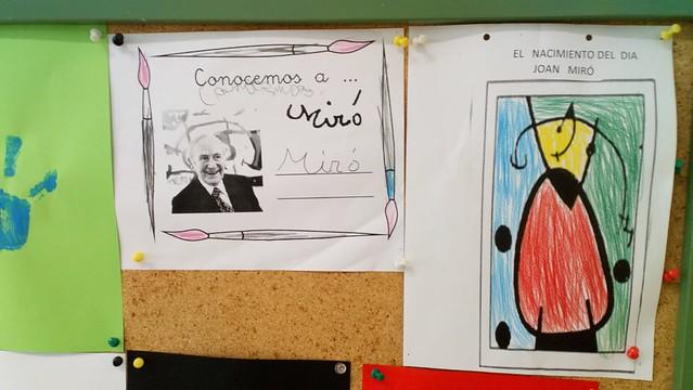 Miró en 4 años