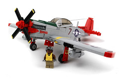 P-51D Mustang Tuskegee Edition