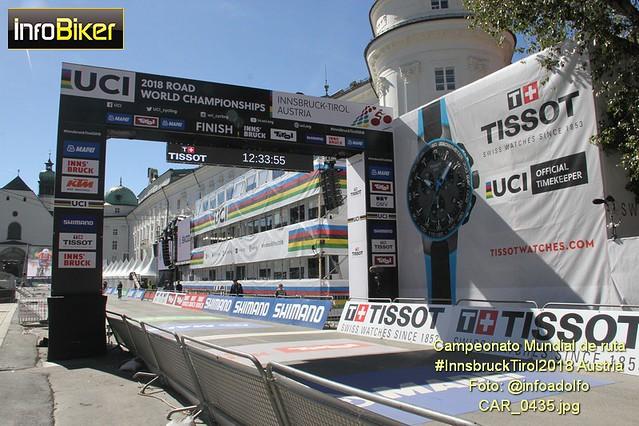 CRI Mundial de ruta Innsbruck