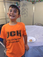 Pizza in the FJC Hut - Sept 29, 2018