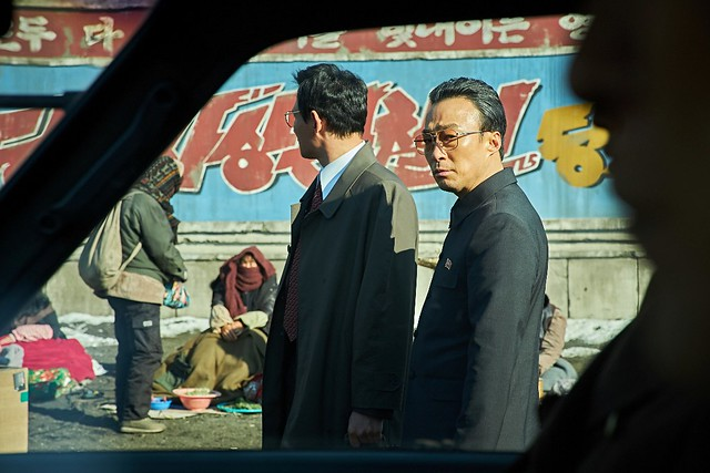 THE SPY GONE NORTH_LEE Sung-min