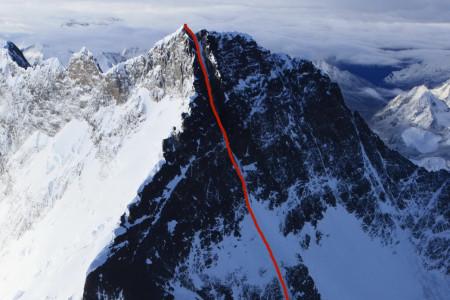 Lhotse: Prvosjezd kuloáru Dream Line