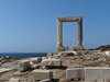 Naxos, Portara, foto: Petr Nejedlý