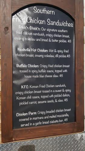 chicken food cart portland