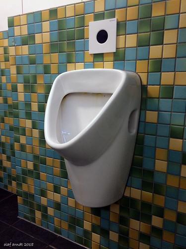 70th urinal