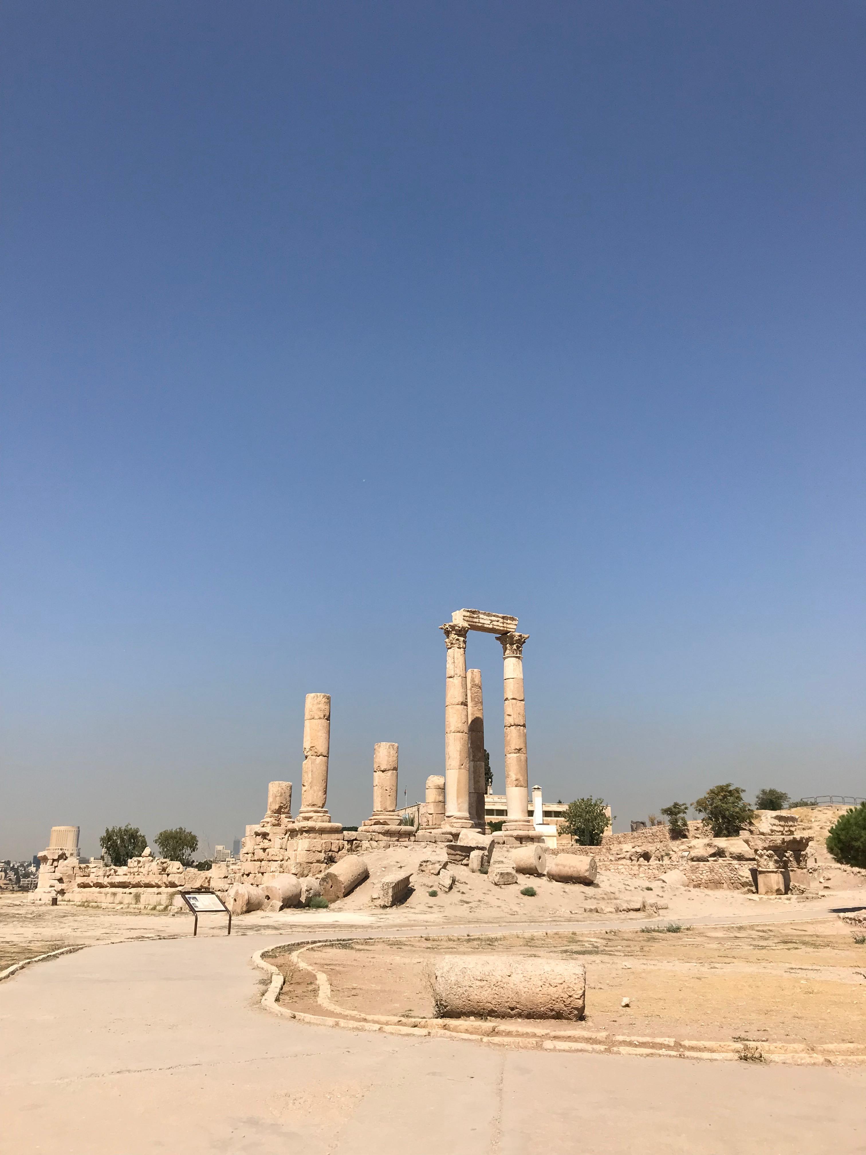amman - citadel