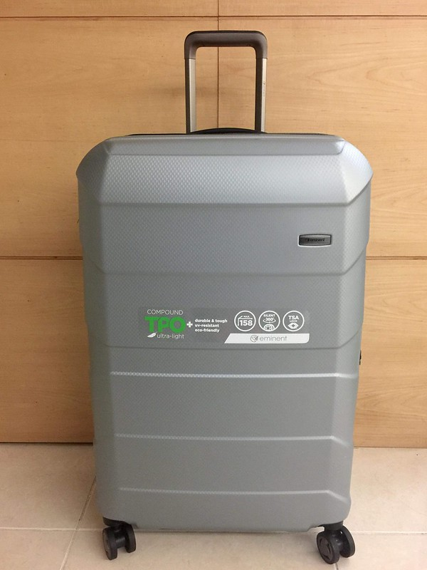 【A.S.O 阿瘦 × eminent 萬國通路】台灣品牌獨家聯名款好用行李箱 @amarylliss。艾瑪[隨處走走]