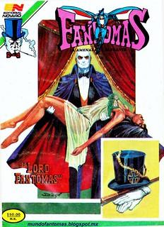 694 Lord Fantomas $$