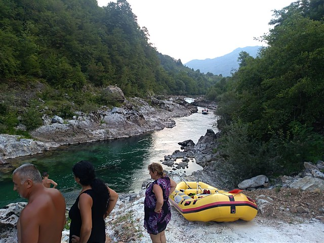 River Neretva rafting tour