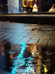 Ginza Rain #3