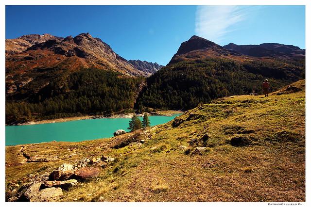 lago di Place-Moulin, Canon EOS 550D, Sigma 8-16mm f/4.5-5.6 DC HSM