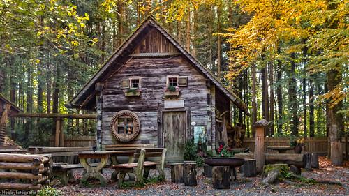 Mühle im Märchenwald / Anger 1