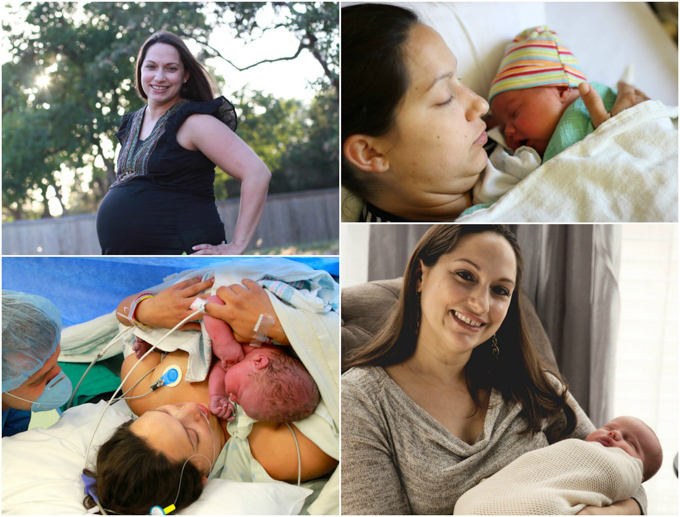 Mama Meghann Dibrell shares the C-section birth story of her son on the Honest Birth birth story series! Meghann tried for a VBAC but had to have a C-section after three hours of pushing. She shares how she made peace with her son's birth and about her postpartum complications that resulted from a rare childbirth complication.