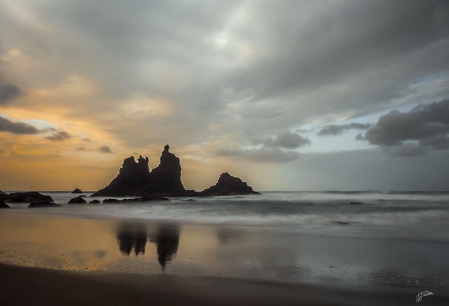 Benijo. Anaga. Tenerife.