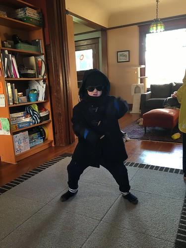 Felix the Snow Ninja