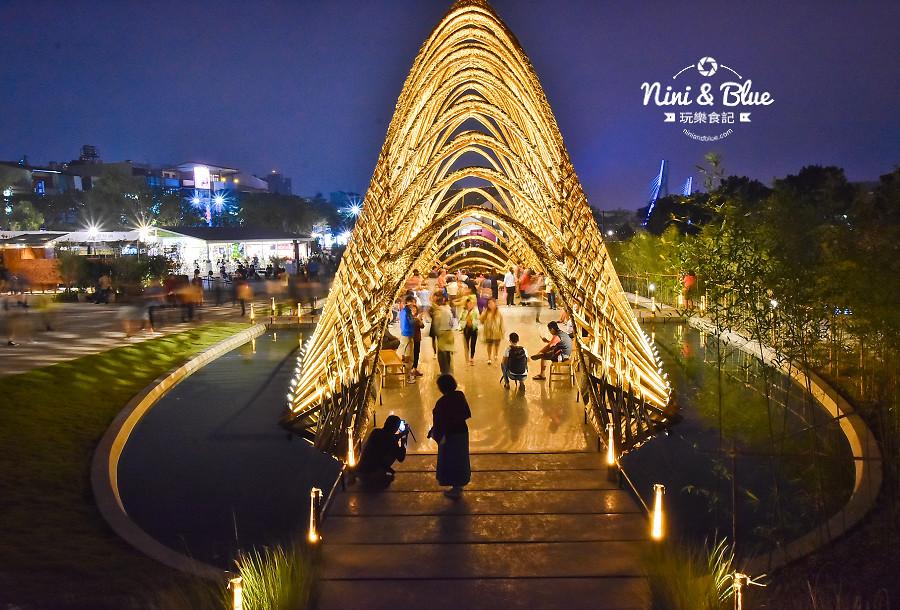 豐原葫蘆墩公園 豐原水岸 台中花博 夜景20
