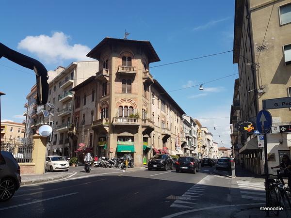 streets of Pisa