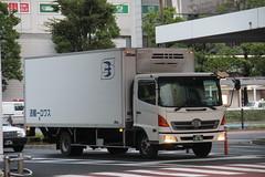 Hino truck family