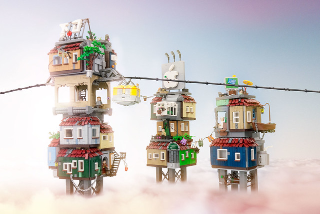 The Giap-Towers